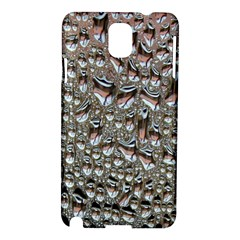Droplets Pane Drops Of Water Samsung Galaxy Note 3 N9005 Hardshell Case