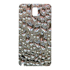 Droplets Pane Drops Of Water Samsung Galaxy Note 3 N9005 Hardshell Back Case