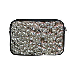 Droplets Pane Drops Of Water Apple Macbook Pro 13  Zipper Case