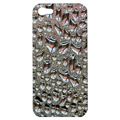 Droplets Pane Drops Of Water Apple Iphone 5 Hardshell Case