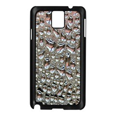 Droplets Pane Drops Of Water Samsung Galaxy Note 3 N9005 Case (black)