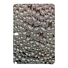 Droplets Pane Drops Of Water Samsung Galaxy Tab Pro 10 1 Hardshell Case