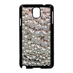 Droplets Pane Drops Of Water Samsung Galaxy Note 3 Neo Hardshell Case (black)