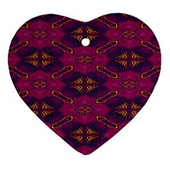 Pattern Decoration Art Abstract Ornament (heart)