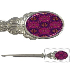 Pattern Decoration Art Abstract Letter Openers