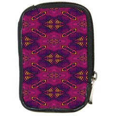 Pattern Decoration Art Abstract Compact Camera Cases
