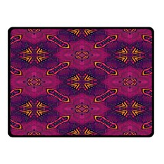 Pattern Decoration Art Abstract Fleece Blanket (small)