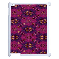 Pattern Decoration Art Abstract Apple Ipad 2 Case (white)