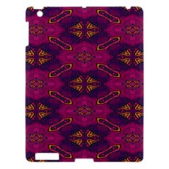 Pattern Decoration Art Abstract Apple Ipad 3/4 Hardshell Case