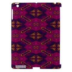 Pattern Decoration Art Abstract Apple Ipad 3/4 Hardshell Case (compatible With Smart Cover)