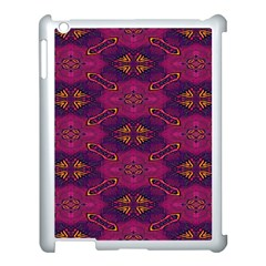 Pattern Decoration Art Abstract Apple Ipad 3/4 Case (white)