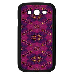 Pattern Decoration Art Abstract Samsung Galaxy Grand Duos I9082 Case (black)