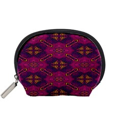 Pattern Decoration Art Abstract Accessory Pouches (small)
