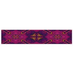 Pattern Decoration Art Abstract Small Flano Scarf