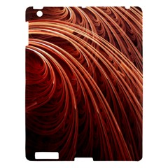 Abstract Fractal Digital Art Apple Ipad 3/4 Hardshell Case