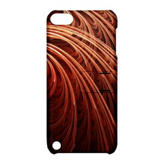 Abstract Fractal Digital Art Apple Ipod Touch 5 Hardshell Case With Stand by Nexatart