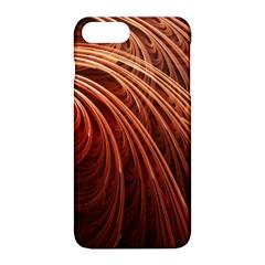 Abstract Fractal Digital Art Apple Iphone 8 Plus Hardshell Case