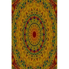 India Mystic Background Ornamental 5 5  X 8 5  Notebooks