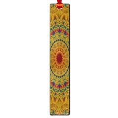 India Mystic Background Ornamental Large Book Marks