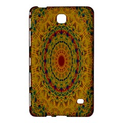 India Mystic Background Ornamental Samsung Galaxy Tab 4 (7 ) Hardshell Case