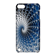 Mandelbrot Fractal Abstract Ice Apple Ipod Touch 5 Hardshell Case With Stand
