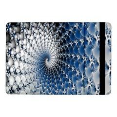 Mandelbrot Fractal Abstract Ice Samsung Galaxy Tab Pro 10 1  Flip Case