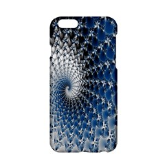 Mandelbrot Fractal Abstract Ice Apple Iphone 6/6s Hardshell Case by Nexatart