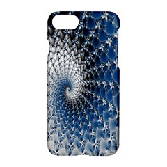 Mandelbrot Fractal Abstract Ice Apple Iphone 8 Hardshell Case