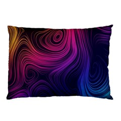 Abstract Pattern Art Wallpaper Pillow Case