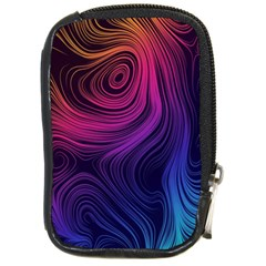 Abstract Pattern Art Wallpaper Compact Camera Cases