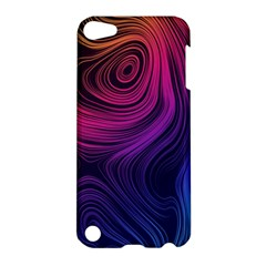 Abstract Pattern Art Wallpaper Apple Ipod Touch 5 Hardshell Case