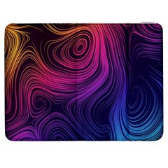 Abstract Pattern Art Wallpaper Samsung Galaxy Tab 7  P1000 Flip Case