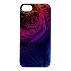 Abstract Pattern Art Wallpaper Apple Iphone 5s/ Se Hardshell Case