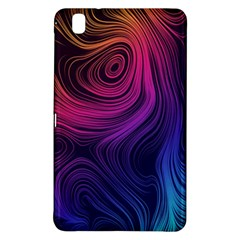 Abstract Pattern Art Wallpaper Samsung Galaxy Tab Pro 8 4 Hardshell Case