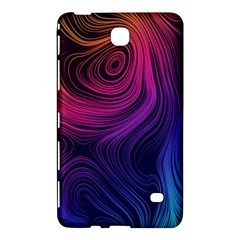 Abstract Pattern Art Wallpaper Samsung Galaxy Tab 4 (7 ) Hardshell Case  by Nexatart