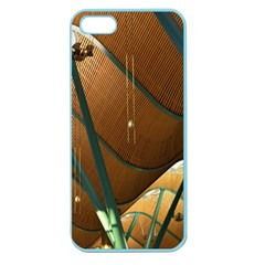 Airport Pattern Shape Abstract Apple Seamless Iphone 5 Case (color)