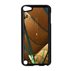 Airport Pattern Shape Abstract Apple Ipod Touch 5 Case (black)