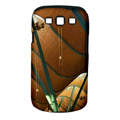 Airport Pattern Shape Abstract Samsung Galaxy S Iii Classic Hardshell Case (pc+silicone)