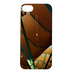 Airport Pattern Shape Abstract Apple Iphone 5s/ Se Hardshell Case