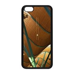 Airport Pattern Shape Abstract Apple Iphone 5c Seamless Case (black)