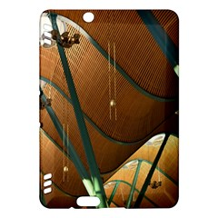 Airport Pattern Shape Abstract Kindle Fire Hdx Hardshell Case