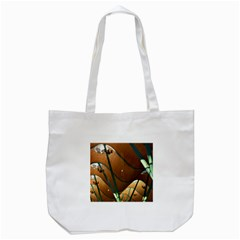 Airport Pattern Shape Abstract Tote Bag (white)