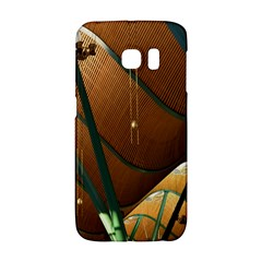 Airport Pattern Shape Abstract Galaxy S6 Edge