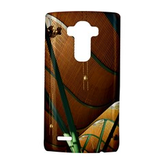 Airport Pattern Shape Abstract Lg G4 Hardshell Case