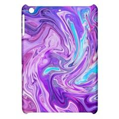Abstract Art Texture Form Pattern Apple Ipad Mini Hardshell Case