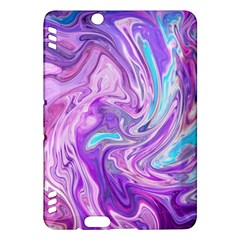 Abstract Art Texture Form Pattern Kindle Fire Hdx Hardshell Case