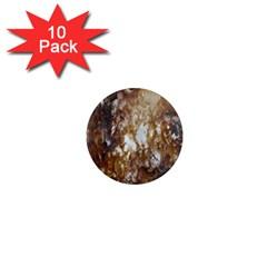 Rusty Texture Pattern Daniel 1  Mini Magnet (10 Pack)