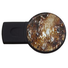 Rusty Texture Pattern Daniel Usb Flash Drive Round (2 Gb)