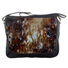 Rusty Texture Pattern Daniel Messenger Bags