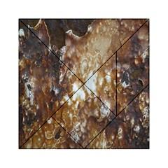 Rusty Texture Pattern Daniel Acrylic Tangram Puzzle (6  X 6 )